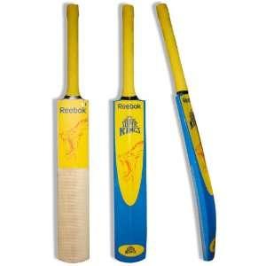 Reebok Chennai Super Kings IPL Kashmir Willow Cricket Bat