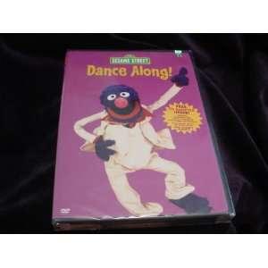 Sesame Street Dance Along (9780738924984) Books