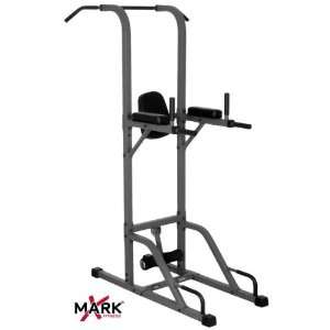 XMark Power Tower   Pull Up, Chin Up, Vertical Knee Raise