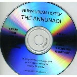 Annunaqi: Nuwaubian Hotep: Music