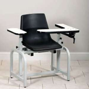 Clinton Industries Blood Drawing Chair W/ Flip arm   Model