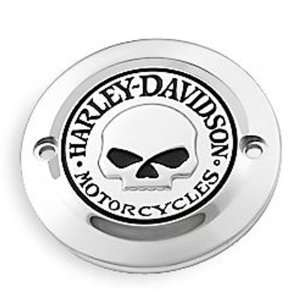 Harley Davidson Willie G Skull Timer Cover 32972 04A: Automotive
