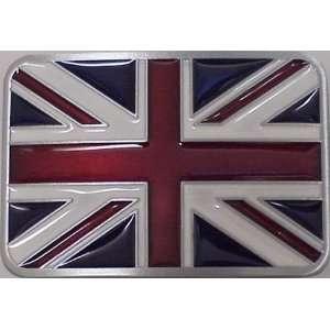 BRITISH UK FLAG Metal Punk Rock Belt Buckle Everything