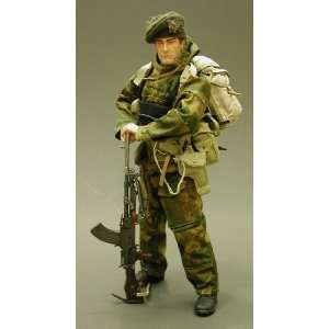 1/6 Scale Custom Craft WW2 British Commando, Black Watch