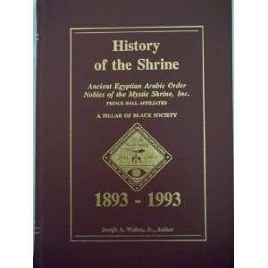 pillar of Black society, 1893 1993 Joseph A Walkes Books