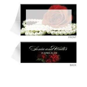 260 Personalized Place Cards   Material Girl