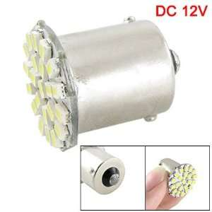 BA15S 1156 White 22 SMD LED Turn Signal Light Lamp Bulb Automotive
