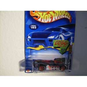 Hot Wheels Power Pistons 2002 Yu gi oh Series #083 Race and Win Card