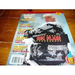 Federation Magazine February 1992 Issue: World Wrestling Federation