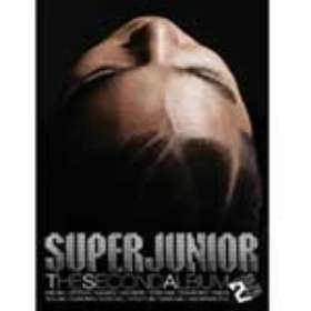 SUPER JUNIOR   Dont Don (2nd Album) CD + Free Gift  SJ Socks