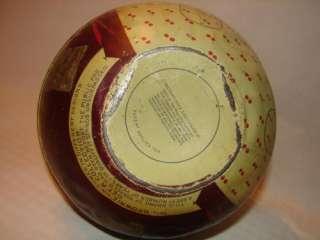 Black Americana Antique Mayos ROLY POLY TOBACCO TIN BROWNIE MAMMY