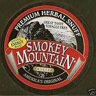 Mint Snuff Tobacco Free Chew ORIGINAL MINT Flavor items in Northwoods