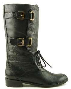 ENZO ANGIOLINI URGENT Black Womens Shoes Boots 6