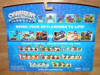 Spyros Adventure Video Game Figures LIGHTNING ROD/CYNDER/ZOOK