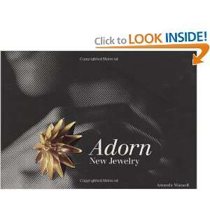 Adorn: New Jewelry (9781856695749): Amanda Mansell: Books