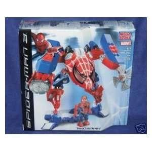 Mega Bloks   Spider Man Toys & Games