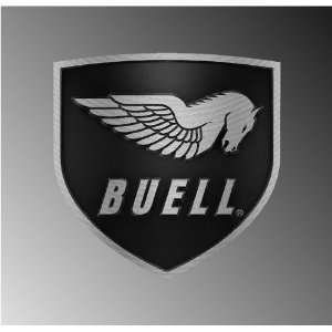 BUELL MOTORCYCLE LOGO EMBLEM DECAL STICKER 4x4