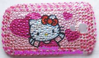 Hello Kitty Bling Diamond Case For Samsung Epic 4G Galaxy S #5