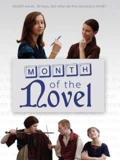 Month of the Novel Season 1 Laura Rozar, Sarah Shafer