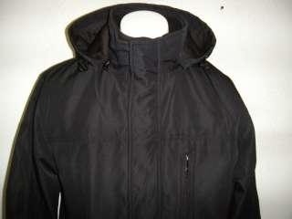 NWT Weatherproof Mens MEDIUM Ultra Tech Jacket Fleece Bib Removable