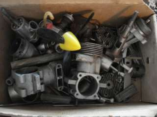 26 RC PLANE ENGINE LOT YS OS F120 ROSSI 60 61 ENYA 90 40 HB 61