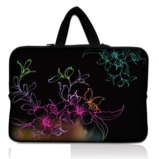 16 17 17.3 Notebook Laptop Carrying Bag Sleeve Case Cover + Handle