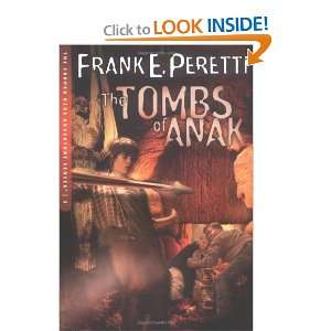 The Tombs of Anak (The Cooper Kids Adventure Series #3): Frank E