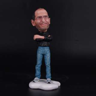 CEO Steve Jobs Resin Figurine Action Figure Model 18CM NEW