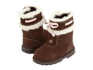SUEDE INFANT TODDLER GIRL BOOTS SHOES SIZE 2 3 4 0 18 MONTHS