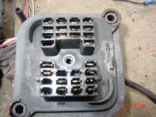 Under Dash Wiring Harness Fuse Block Cj Cj