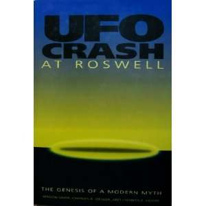 UFO Crash At Roswell Benson Saler Books