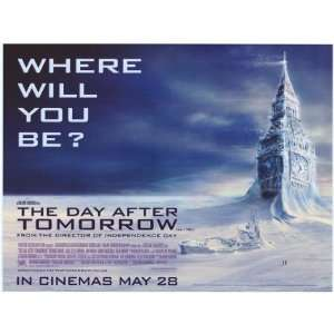 The Day After Tomorrow Movie Poster (27 x 40 Inches   69cm