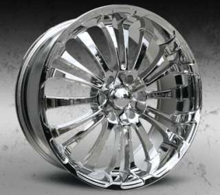 20 inch HD Spinout wheels 5x135 Ford truck