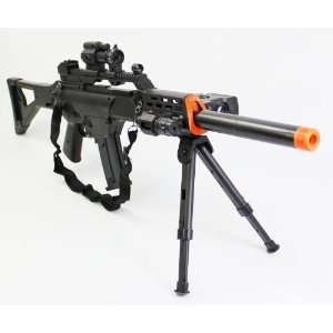 Fully Electric G36 Style Assault Rifle FPS 230 With Bipod