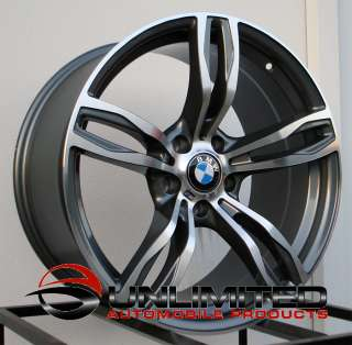 19 2012 M5 Wheels Rims Fit BMW E60 E61