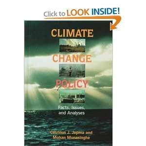 , Mohan Munasinghe, Bert Bolin, Robert Watson, James P. Bruce Books