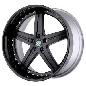Beyern Wolff Matte Black Wheel (20x9/5x120mm) Automotive