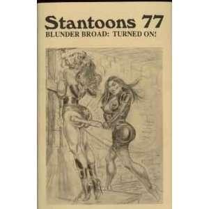 Broad Turned On (Stantoons, 77) Eric Stanton  Books