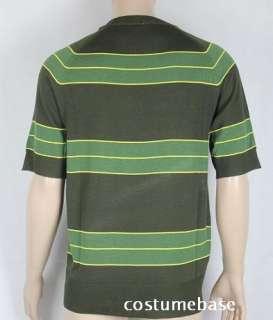 Sweater Green Short Sleeve Costume Nirvana Smells Like Teen Spirit