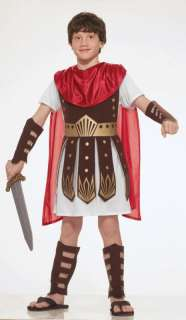 Child Hercules Gladiator Roman Warrior Greek Costume