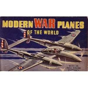 Modern War Planes Of The World John Byrnes Walker Books