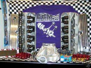 SBF 302 FORD ALUMINUM HEAD PERFORMANCE TOP ENGINE KIT