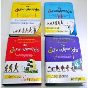 Darwin Awared 4 Vol. Set (Darwin Awards 4 Volume Set