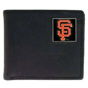 MLB Bifold Wallet   San Francisco Giants Sports