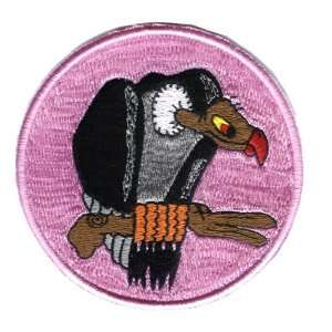 17th Army Air Force FTD Condor Fld 29 Palms 4 Patch Office Products