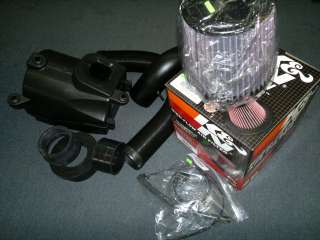 Air Intake Kit 69 9503TFK VW Golf GTi MK5 Black Regular Clamp
