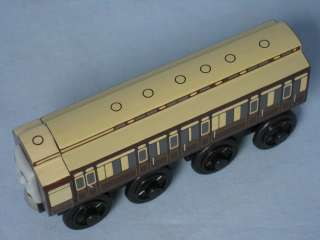 Thomas and Friends ~ OLD SLOW Train Wooden Train MIP