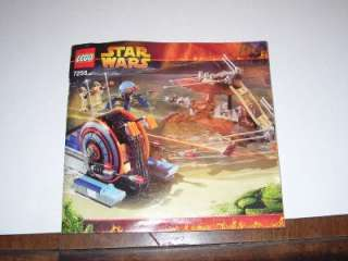 Lego 7258 Star Wars Wookie Attack 100% Complete w/ Instructions Spider