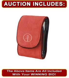 Tamrac 3582 Express 2 Digital Camera Case Bag Red NEW