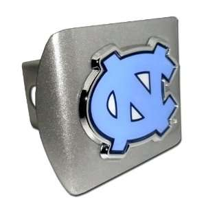 University of North Carolina Tarheels Brushed Silver with